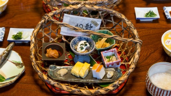 What Is The Most Popular Traditional Japanese Food Besides Sushi?