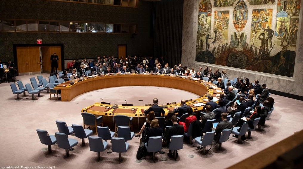 The Japan has claimed a permanent siege at the security council of UN