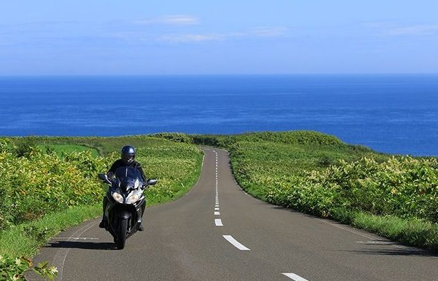 How to do a motorbike trip through Japan ?