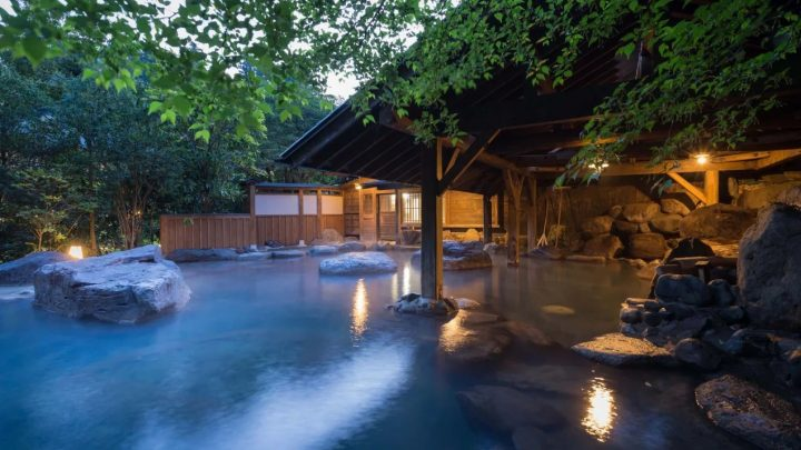 Top 10 Private Onsen in Kyushu